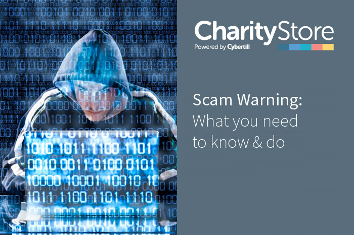 Charity Data Security: Three Scams to be Aware About and How to Protect Your Charity